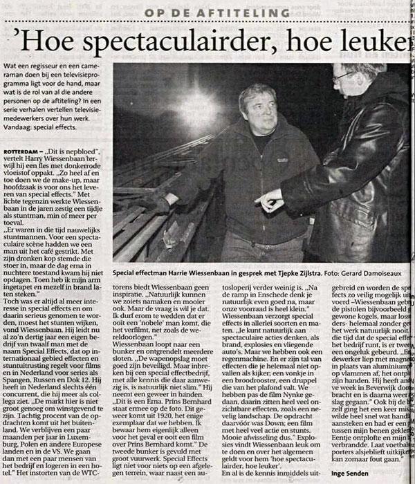 Article Leidsch Dagblad
